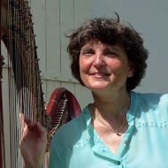 Marie Isabelle, harpe