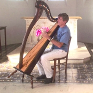 Yvon Le Quellec, Harpe celtique