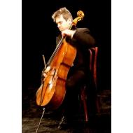Christophe Oudin, violoncelle