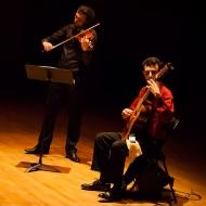 Duo Garac-Vingiano, violon et guitare