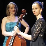 Thivet, Parisot duo Mezzo-cello