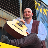 Damien Aribert, guitare