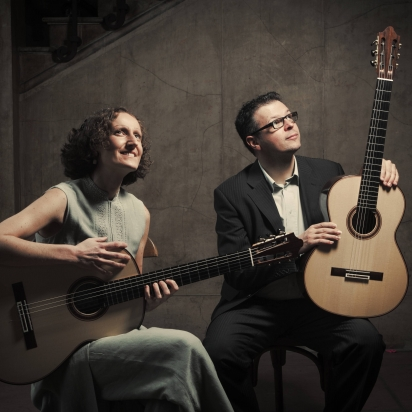 Duo Palissandre, guitares