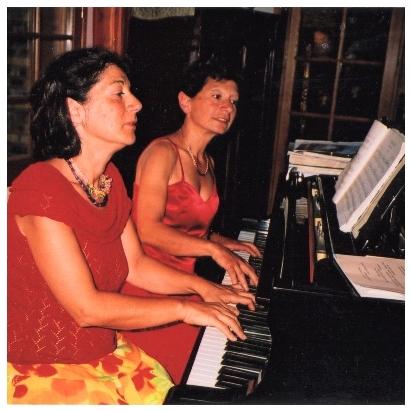 Duo Andranian, piano